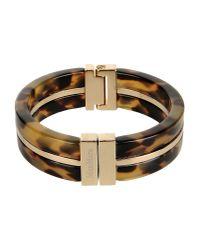 Max Mara - Brown Bracelet - Lyst