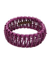 Marni - Purple Bracelet - Lyst
