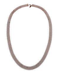 Forte Forte | Metallic Necklace | Lyst