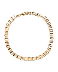 Malababa - Metallic Necklace - Lyst