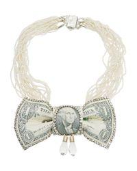 Bijoux De Famille   White Necklace   Lyst