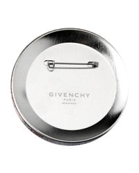 Givenchy - Gray Brooch - Lyst