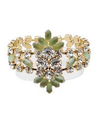 Lulu Frost - Green Bracelet - Lyst