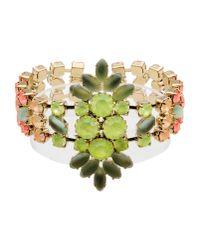 Lulu Frost - Pink Bracelet - Lyst