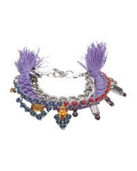 Joomi Lim - Purple Bracelet - Lyst