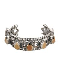 Emanuele Bicocchi - Metallic Bracelet - Lyst