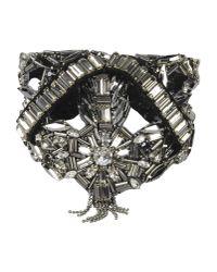 Deepa Gurnani | Metallic Bracelet | Lyst