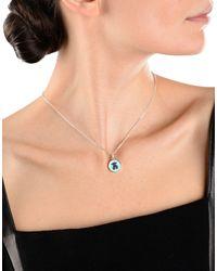 Tous | Metallic Necklace | Lyst