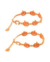 Cruciani | Orange Bracelet | Lyst