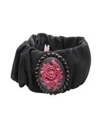 Red(v) - Black Bracelet - Lyst