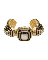 Isharya - Black Bracelet - Lyst