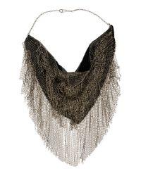 Isabel Marant - Black Necklace - Lyst