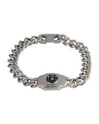 Dolce & Gabbana - Metallic Bracelet for Men - Lyst