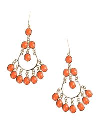 Isharya | Multicolor Earrings | Lyst
