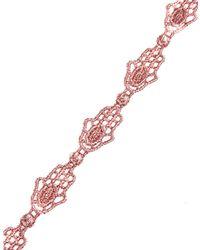 Cruciani - Multicolor Bracelet - Lyst
