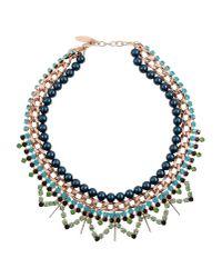 Joomi Lim | Blue Necklace | Lyst