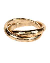 Carla G - Metallic Bracelet - Lyst