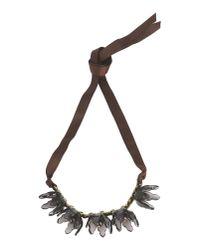 Stefanel - Multicolor Necklace - Lyst