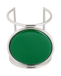 Céline Green Bracelet