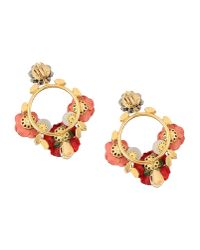Dolce & Gabbana - Red Earrings - Lyst