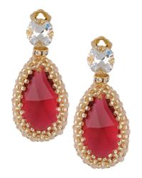 Undercover | Red Earrings | Lyst