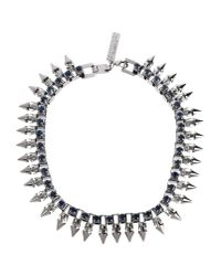 Philipp Plein | Metallic Necklace | Lyst