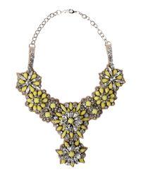 Valentino Yellow Necklace