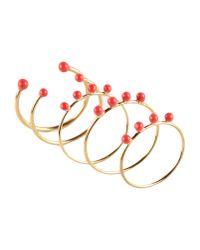 Isabel Marant Red Ring