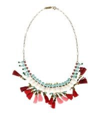 Isabel Marant | White Necklace | Lyst