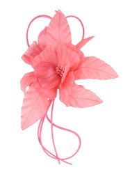 Marina Rinaldi - Pink Brooch - Lyst