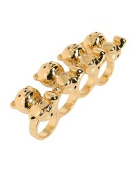 Moschino Couture | Metallic Ring | Lyst
