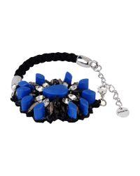 Pinko - Blue Bracelet - Lyst
