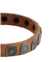 Dondup - Brown Bracelet - Lyst