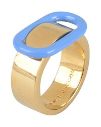 Marc By Marc Jacobs | Blue Ring | Lyst