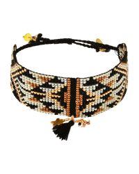 Mishky | Black Bracelet | Lyst