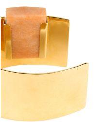 Céline - Metallic Bracelet - Lyst