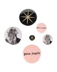 Palm Angels - Pink Brooch - Lyst