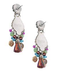 Ayala Bar - Green Earrings - Lyst