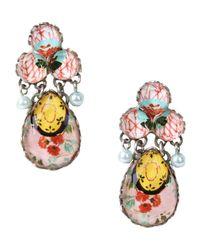 Ayala Bar | Pink Earrings | Lyst