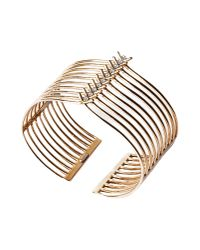PAOLA GRANDE   Metallic Bracelet   Lyst