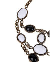 Moschino - Multicolor Necklace - Lyst