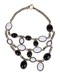 Moschino | Multicolor Necklace | Lyst