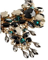 Anton Heunis | Black Necklace | Lyst