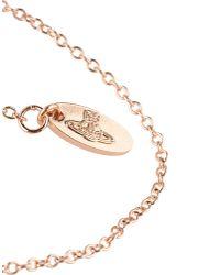 Vivienne Westwood - Metallic Necklace - Lyst