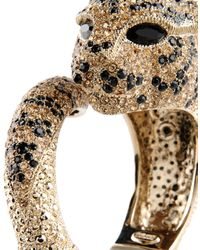 Roberto Cavalli Metallic Bracelet