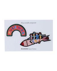 Macon & Lesquoy | Multicolor Brooch | Lyst