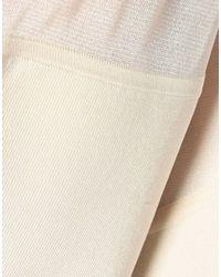 Pringle of Scotland - White Jumper - Lyst