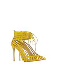 Casadei Yellow Sandals
