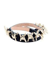 DSquared² - Blue Bracelet - Lyst