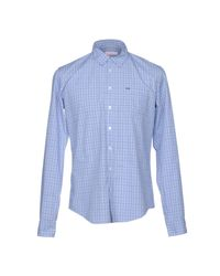 Sun 68 Blue Shirt for men